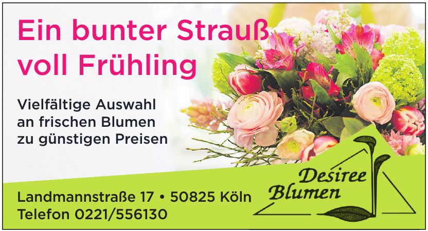 Desiree Blumen