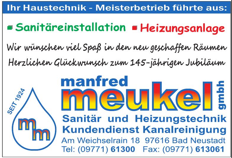 Manfred Meukel GmbH
