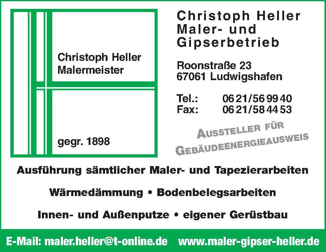 Christoph Heller Malermeister