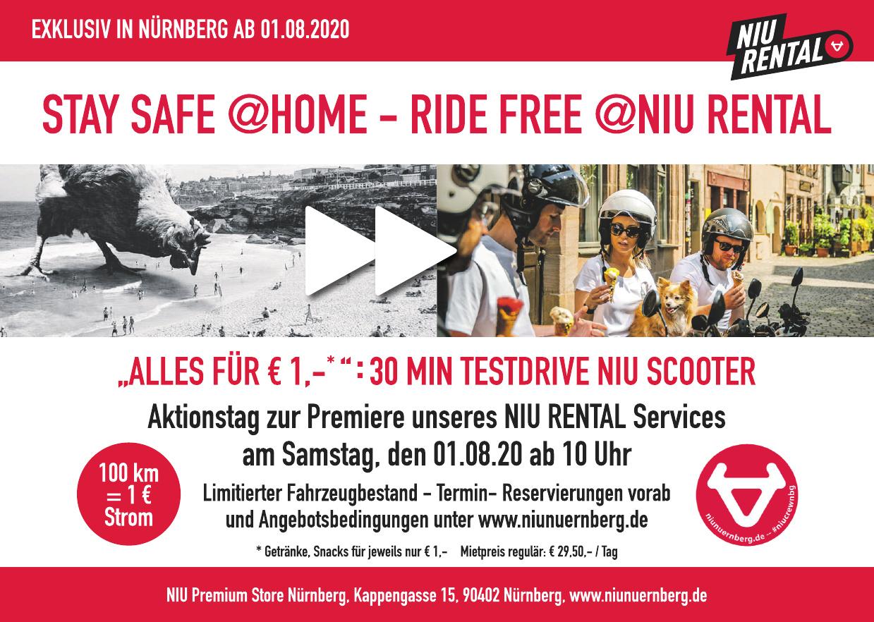 NIU Premium Store Nürnberg