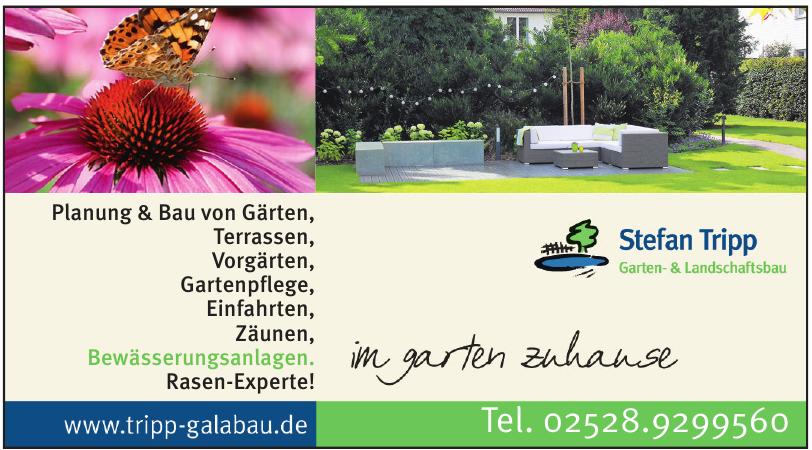 Stefan Tripp GmbH & Co. KG Garten- und Landschaftsbau