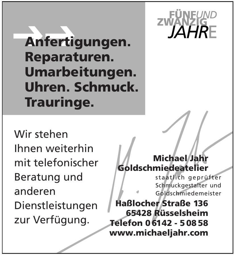 Michael Jahr Goldschmiedeatelier