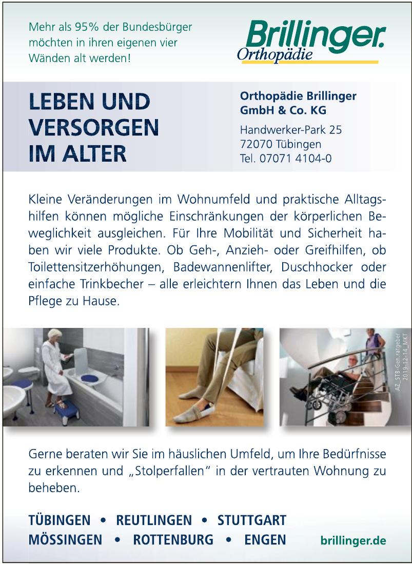 Orthoädie Brillinger GmbH & Co. KG