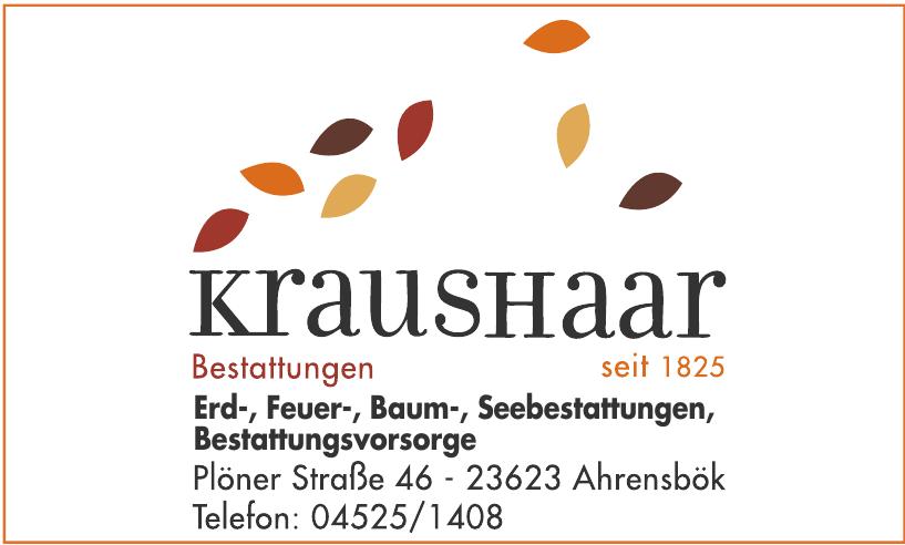 Bestattungen Kraushaar