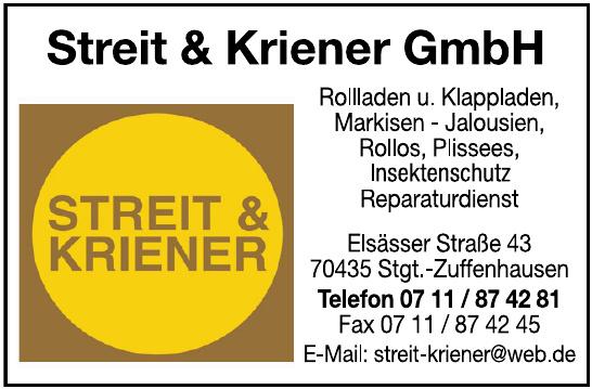 Streit & Kriener GmbH