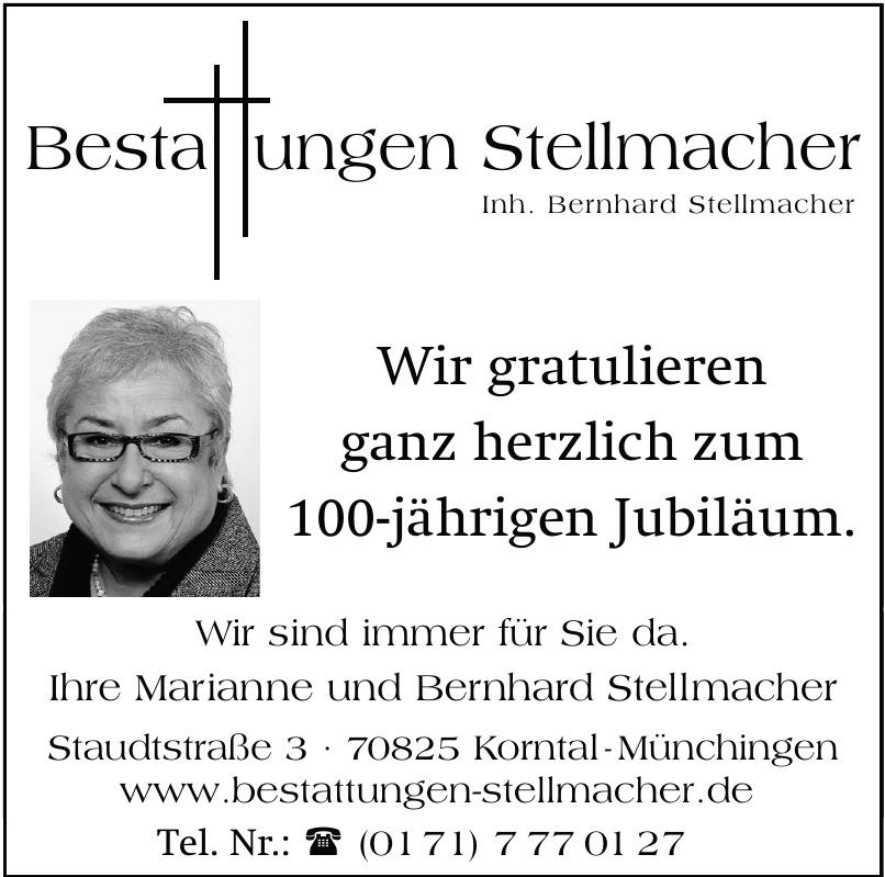 Bestattungen Stellmacher