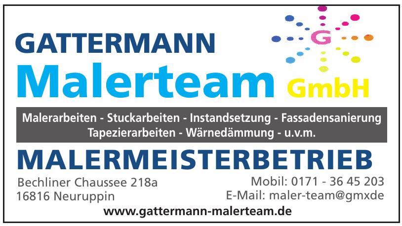 Gattermann Malerteam GmbH