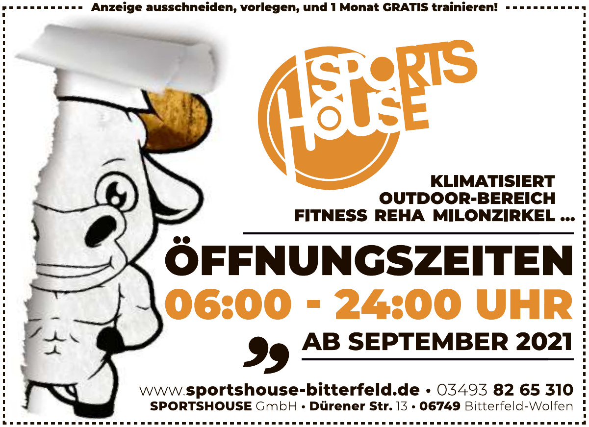 Sportshouse GmbH