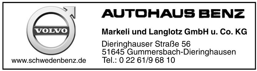 Markeli und Langlotz GmbH u. Co. KG
