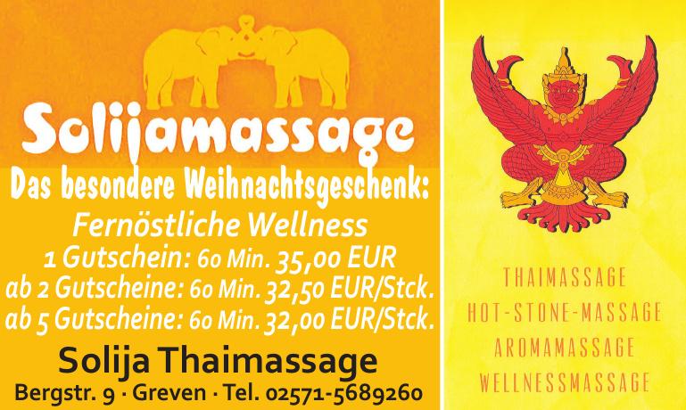 Solija Thaimassage
