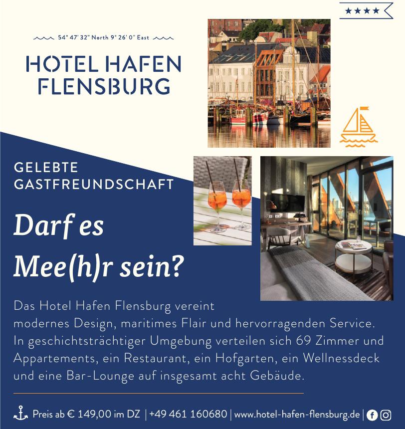 Hotel Hafen Flensburg