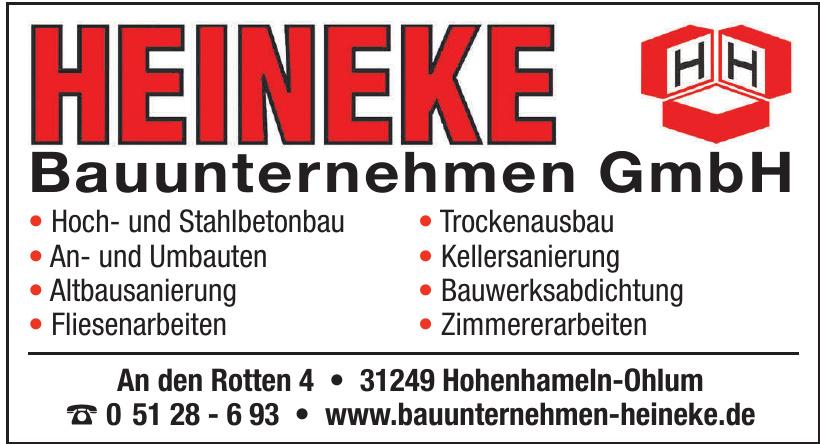 Heineke Bauunternehmen GmbH