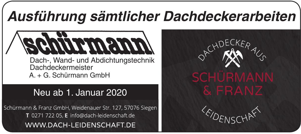 Schürmann & Franz GmbH