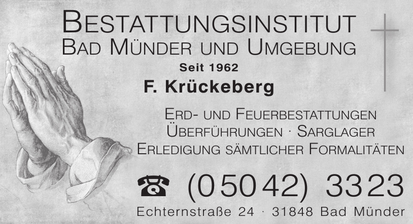 Bestattungsinstitut F. Krückeberg