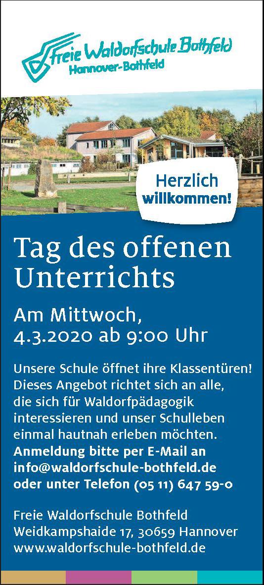 Freie Waldorfschule Bothfeld