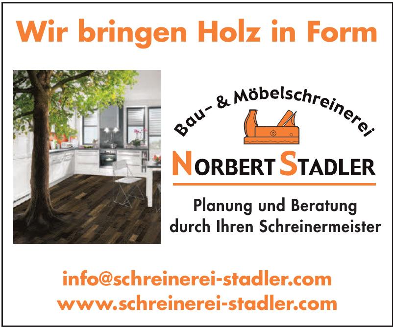 Norbert Stadler Bau- & Möbelschreinerei