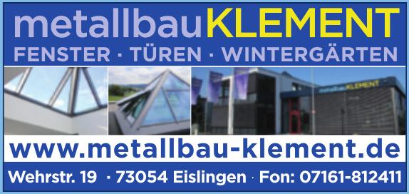 Metallbau Klement