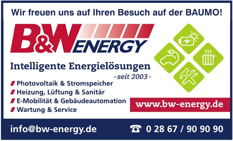 B&W Energy