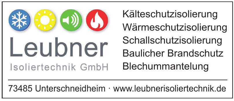 Leubner Isoliertechnik GmbH