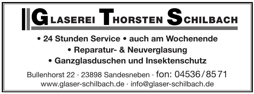 Glaserei Thorsten Schilbach