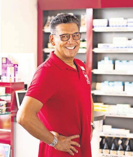 Dr. Elvan P. Erdal übt seinen Beruf mit großer Leidenschaft aus.