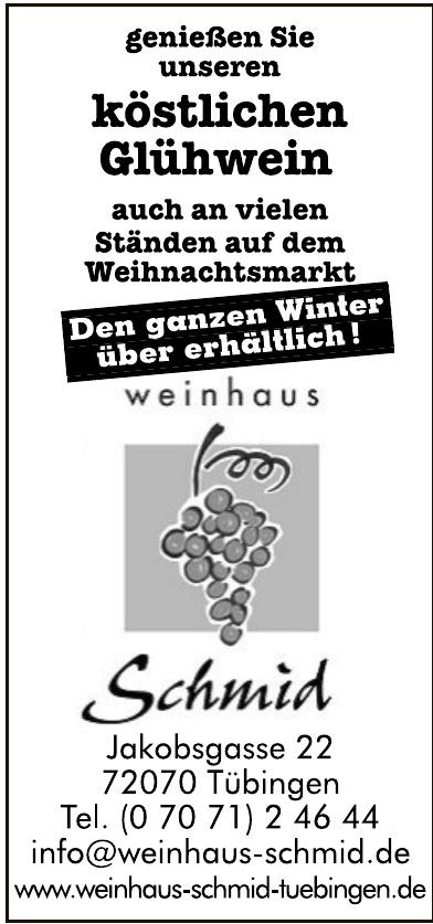 Weinhaus Schmid