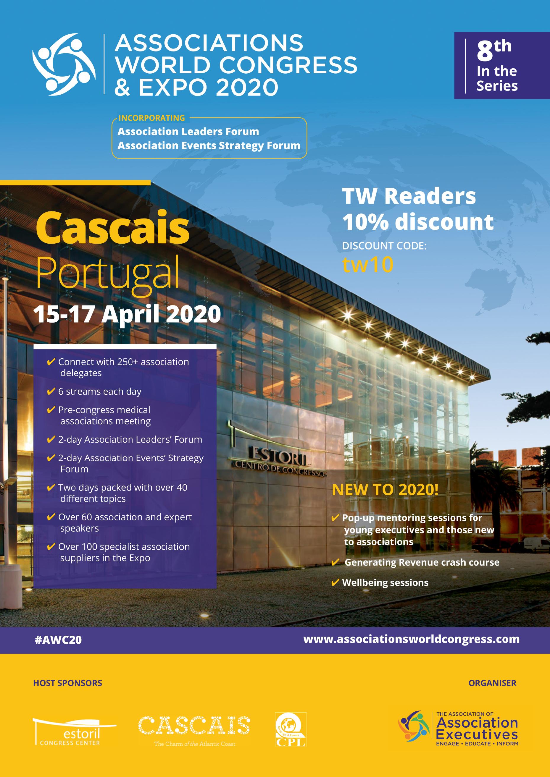 Associations World Congress & Expo