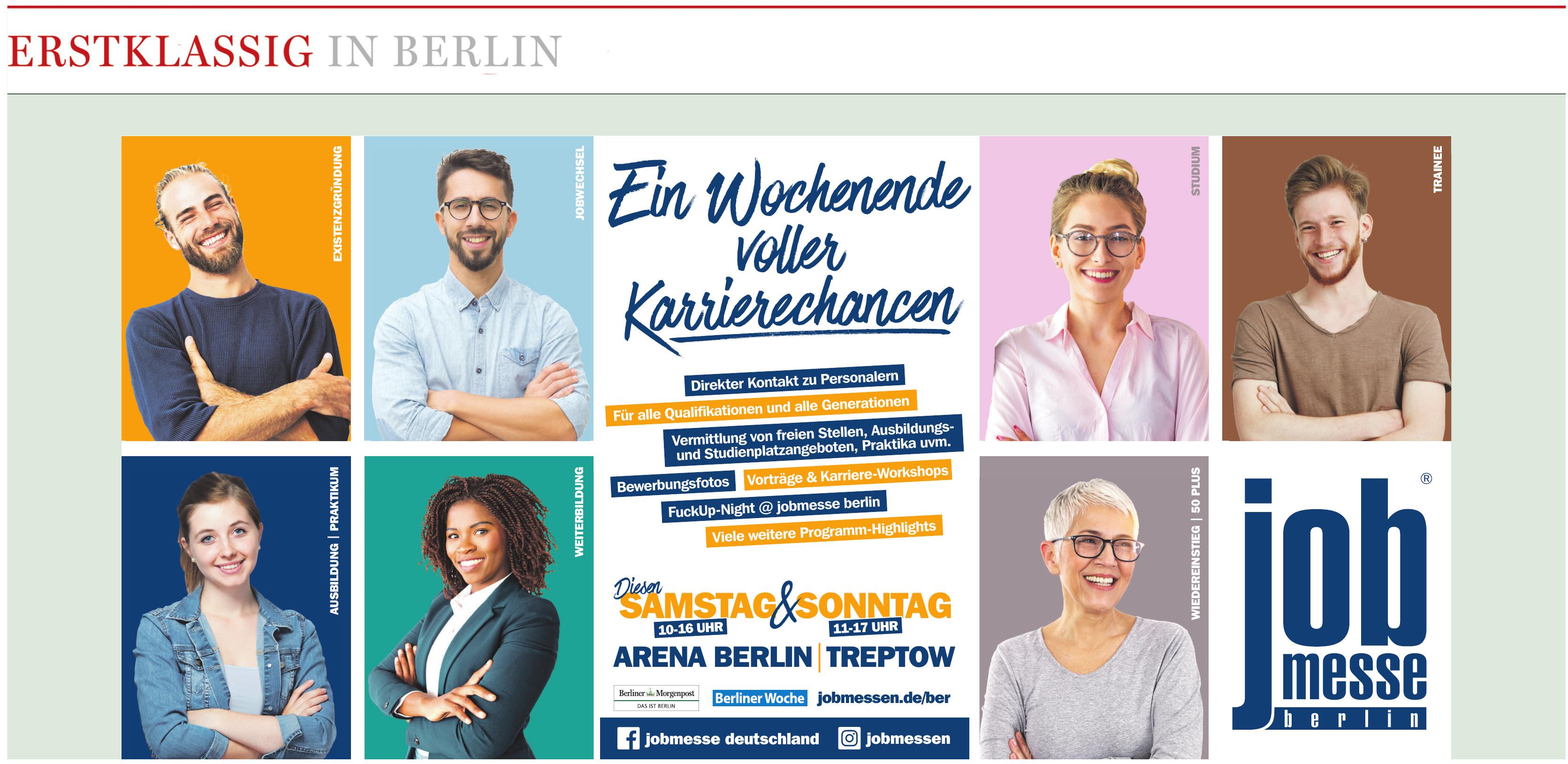 job messe berlin