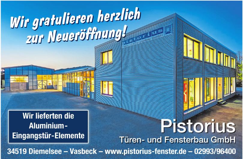 Pistorius Türen- und Fensterbau GmbH