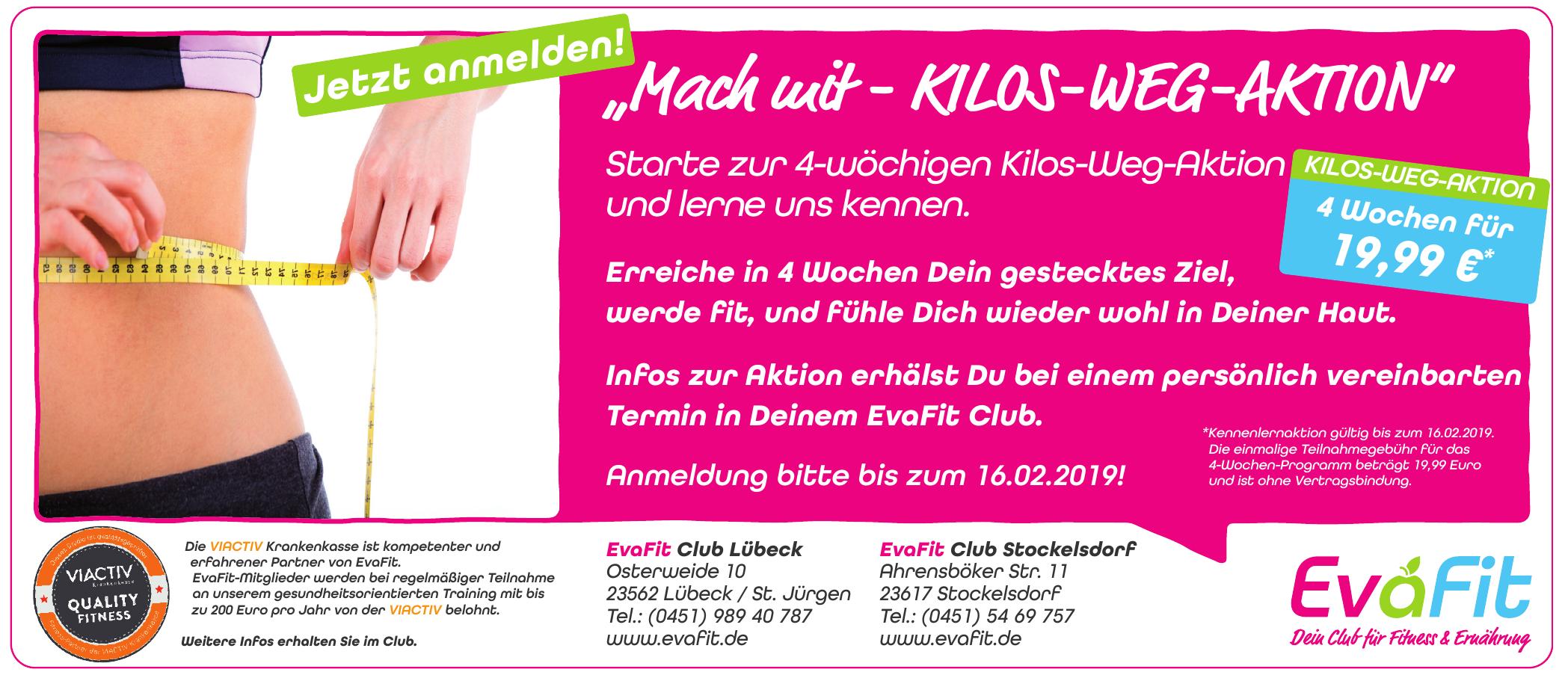 EvaFit Club Lübeck
