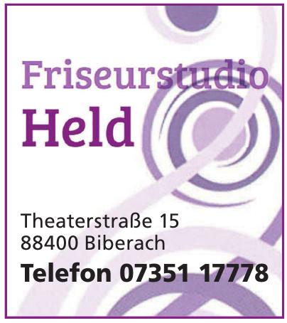 Friseurstudio Held
