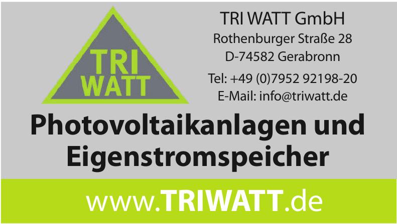 Tri Watt GmbH