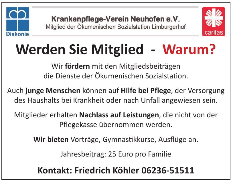 Krankenpflege-Verein Neuhofen e.V.