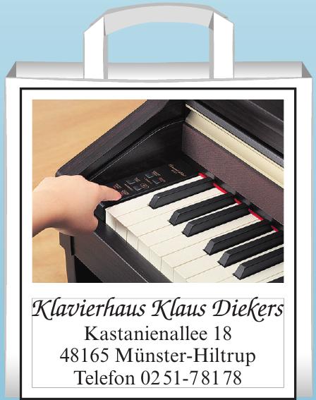 Klavierhaus Klaus Diekers