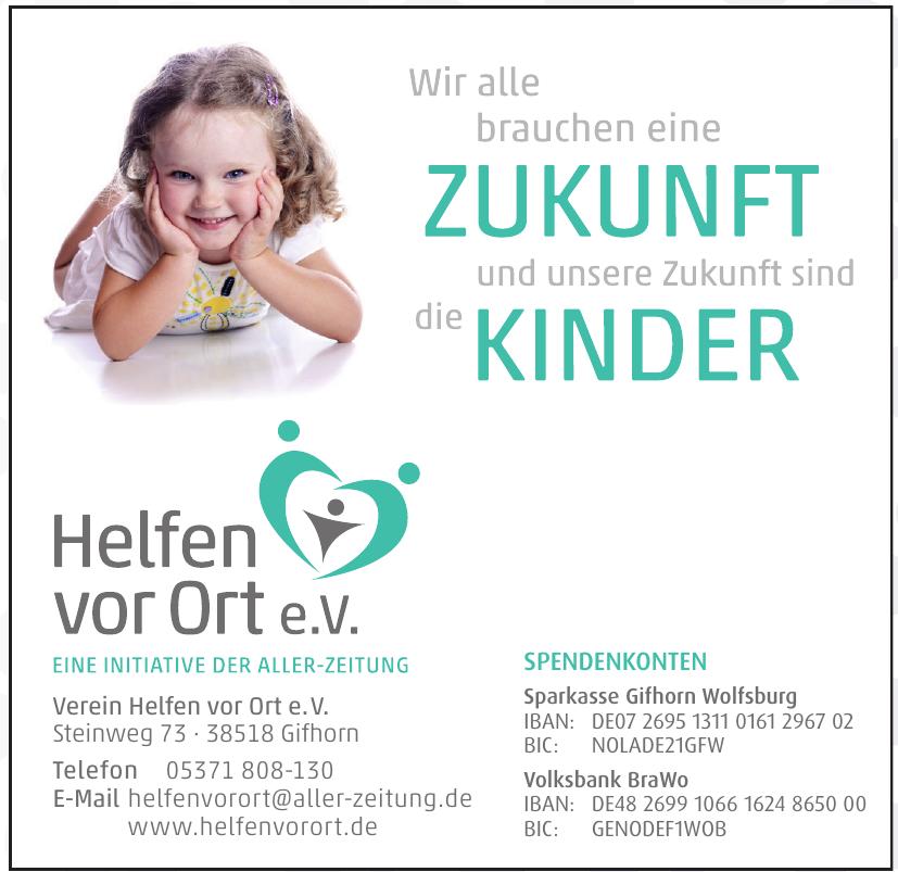 Verein Helfen vor Ort e.V.
