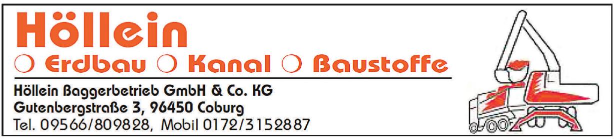 Höllein Baggerbetrieb GmbH & Co. KG