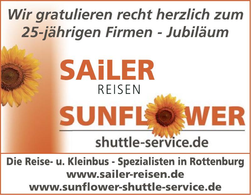 Sunflower Shuttle-Service