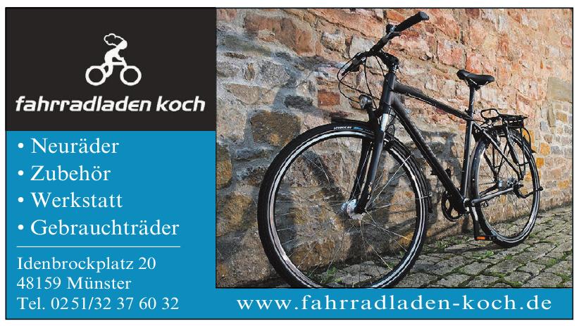 Fahrradladen Koch