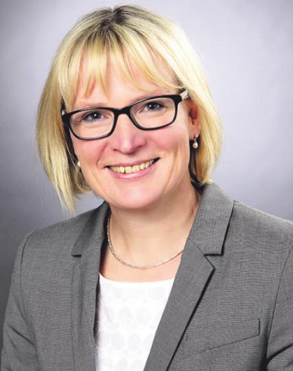 Erste Frau an der KVB-Spitze: Stefanie Haaks