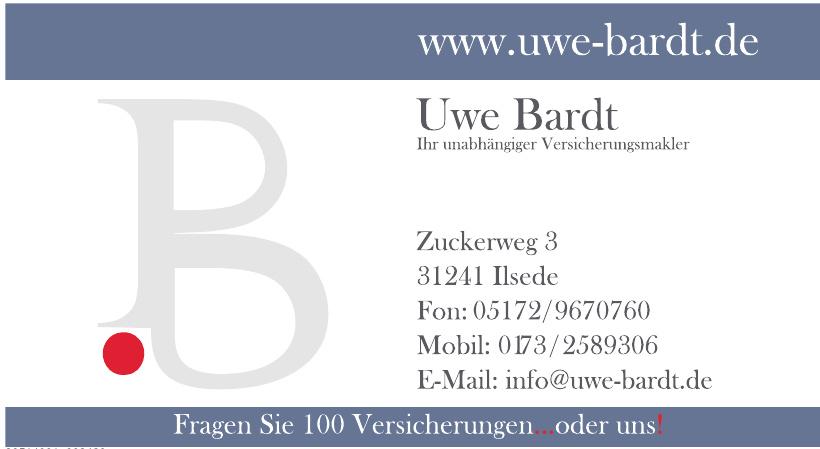 Uwe Bardt