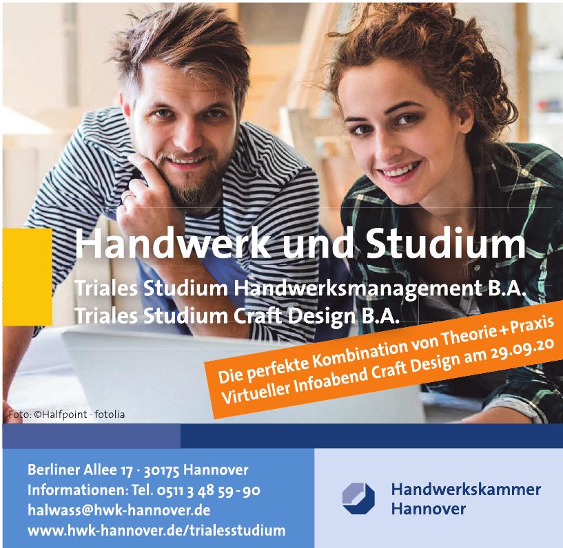 Handwerkskammer Hannover