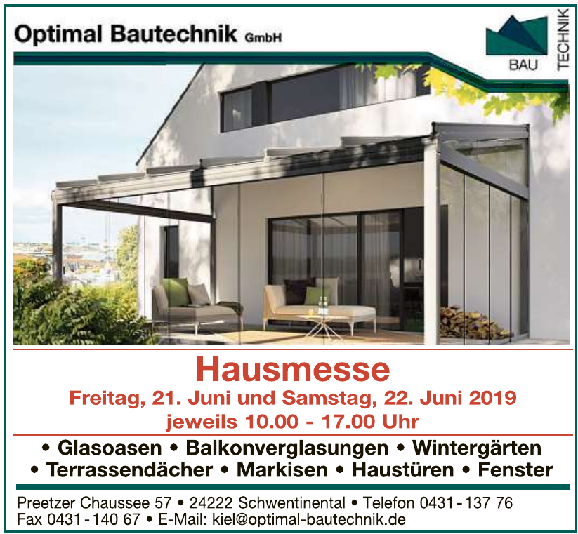 Optimal Bautechnik GmbH