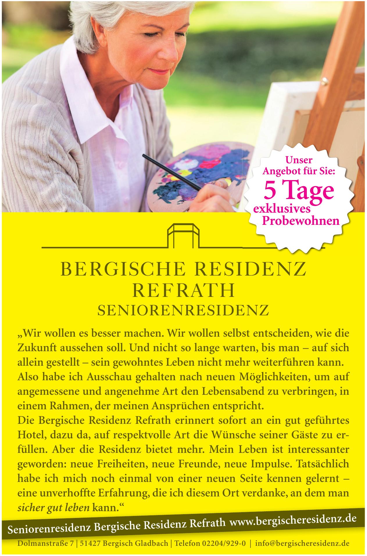 Bergische Residenz Refrath