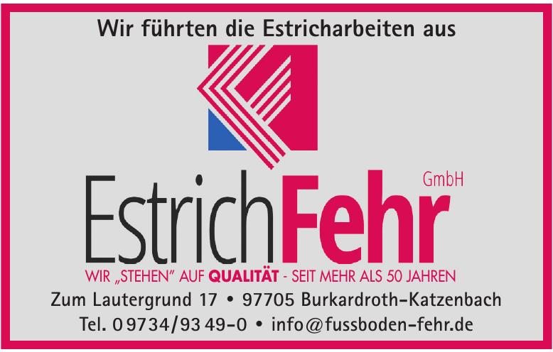 EstrichFehr GmbH