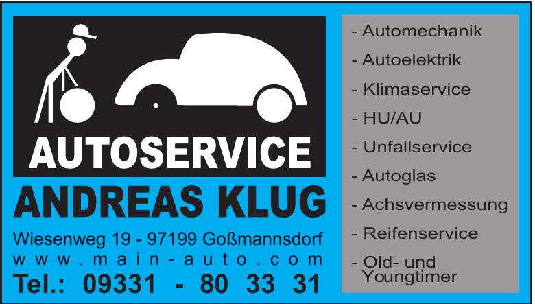 Autoservice Andreas Klug