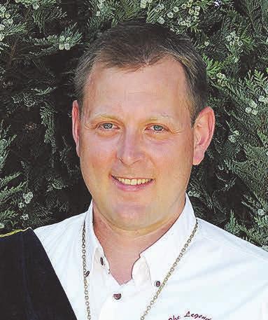 Tobias Faust - König des Bürgercorps