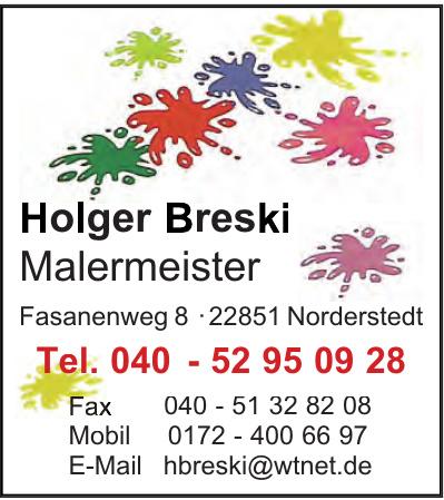 Holger Breski Malermeister