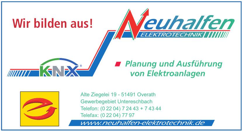 Neuhalfen Elektrotechnik