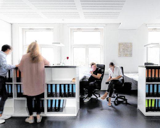 Teamorientiert und innovativ – so löst Schreiner Architekten unter kreativer Berücksichtigung ökologischer, nachhaltiger und ökonomischer Aspekte die vielfältigen Bauaufgaben. BILD: JULIUS STARK
