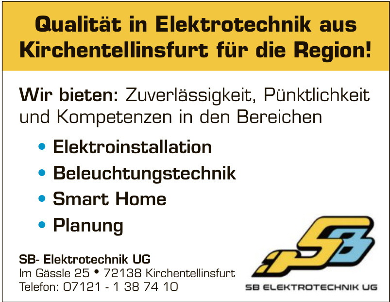 SB-Elektrotechnik UG